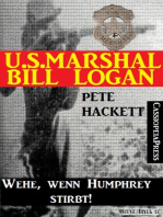 U.S. Marshal Bill Logan 14