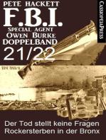 FBI Special Agent Owen Burke Folge 21/22 - Doppelband
