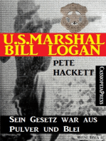 U.S. Marshal Bill Logan 16