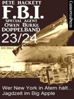 FBI Special Agent Owen Burke Folge 23/24 - Doppelband