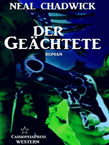 Der Geächtete (Neal Chadwick Western-Edition): Western