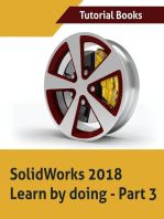 Solidworks 2018 Learn by Doing - Part 3: DimXpert and Rendering