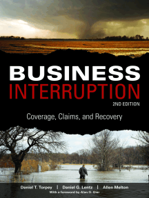Business Interruption: Coverage, Claims, and Recovery, 2nd Edition