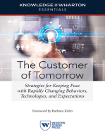 The Customer of Tomorrow