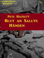 Blut an Sallys Händen (Western)