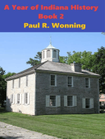 A Year of Indiana History Stories - Book 2