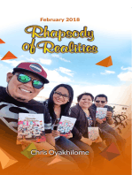 Rhapsody of Realities February 2018 Edition