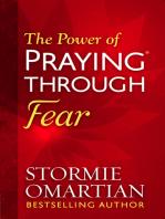The Power of Praying® Through Fear