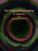The Future of Road-making in America