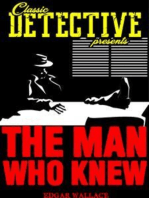 The Man Who Knew