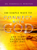 100 Simple Ways to Connect with God