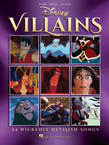 Disney Villains: 24 Wickedly Devilish Songs