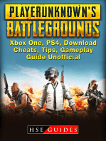 Player Unknowns Battlegrounds Xbox One, PS4, Download, Cheats, Tips, Gameplay, Guide Unofficial
