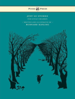 Just So Stories - For Little Children - Written and Illustrated by Rudyard Kipling