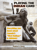 Playing the Indian Card