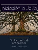 Iniciación a Java