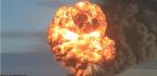The Great Crude Oil Fireball Test