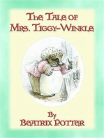 THE TALE OF MRS TIGGY-WINKLE - Tales of Peter Rabbit and Friends book 6