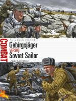 Gebirgsjäger vs Soviet Sailor