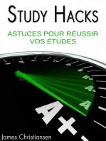 Astuces pour réussir vos études