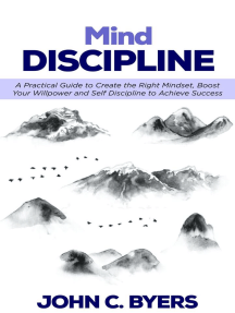 Mind Discipline: Mindfulness