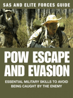 POW Escape And Evasion: Essential Military Skills To Avoid Being Caught By the Enemy