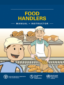 Food Handler's Manual: Instructor