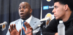 Lakers Fined $50,000 For Tampering For Magic Johnson's Comments On Giannis Antetokounmpo