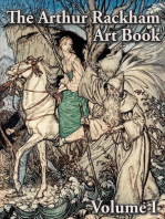 The Arthur Rackham Art Book - Volume I