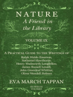 Nature - A Friend in the Library - Volume IX