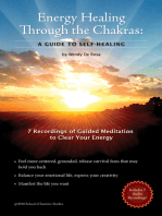 Energy Healing Through the Chakras