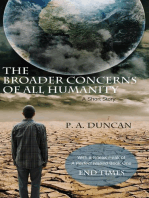 The Broader Concerns of All Humanity