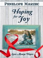 Hoping for Joy