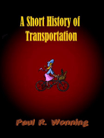 A Short History of Transportation