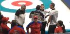 U.S. Curling Team Beats Russian Athletes To Kick Off Pyeongchang Olympics