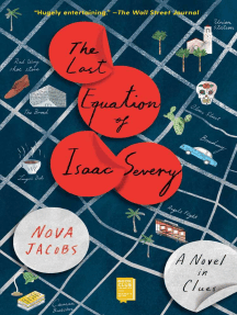 The Last Equation of Isaac Severy: A Novel in Clues
