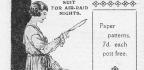 WWI's Zeppelin Bombings Popularized the Trend of 'Pyjamas'