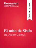 El mito de Sísifo de Albert Camus (Guía de lectura)