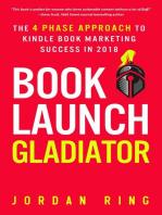 Book Launch Gladiator