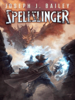 Spellslinger - Legends of the Wild, Weird West
