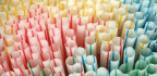 We Suck at Recycling Straws—so Maybe We Should Ban Them