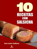 10 Receitas com salsicha