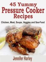 45 Yummy Pressure Cooker Recipes