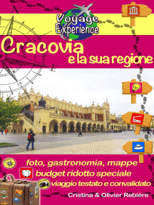 Cracovia e la sua regione: Scoprirete una bellissima città, una perla d'Europa ricca di storia e cultura!
