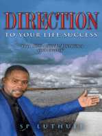 Direction to your life Success