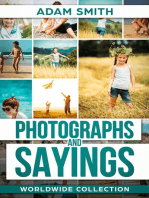 Photographs and Sayings