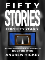 Fifty Stories for Fifty Years