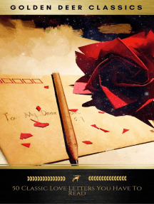 50 Great Love Letters You Have To Read (Golden Deer Classics)