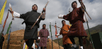 Bhutan's Alcohol-Fueled Archery