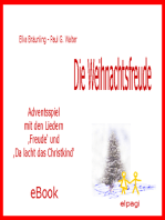 Die Weihnachtsfreude - Adventsspiel